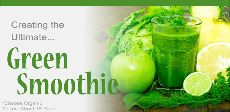 Don't try to make another green juice or green smoothie without reading this!