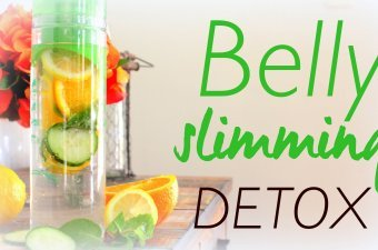 (Video) Belly Slimming Detox Water Recipe