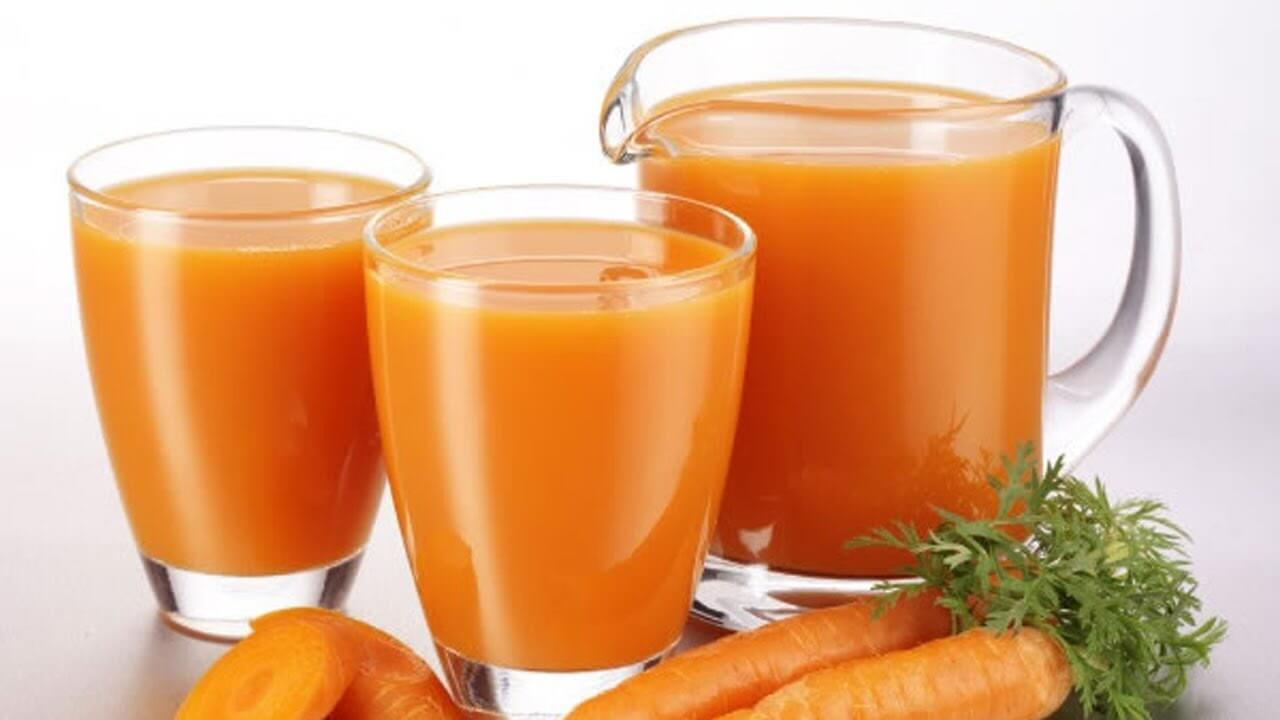 (Video) Benefits of Drinking carrot Juice
