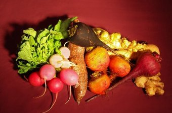 Manage Chronic Inflammation With Beet And Ginger Juice