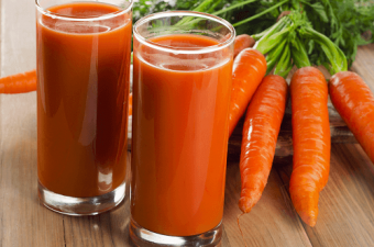 Drink Carrot Juice