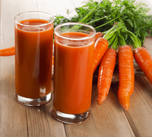 Carrot Juice – Cheers to your Health…