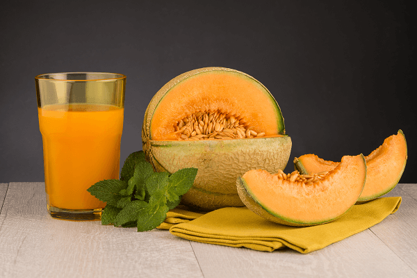 Cantaloupe, it's what's Inside that really counts