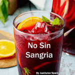 No Sin Sangria Recipe