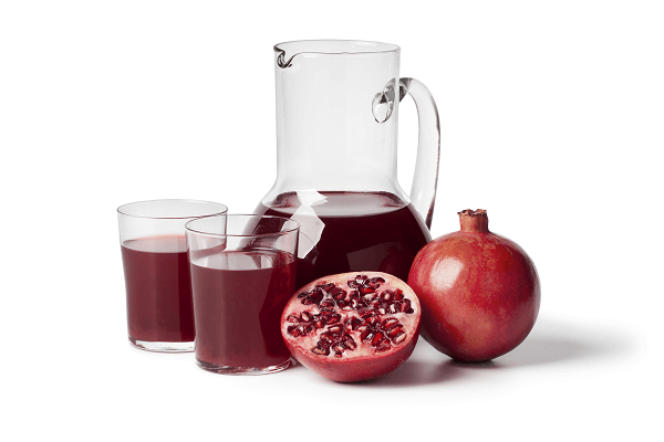 The Great Pomegranate Juice Hype
