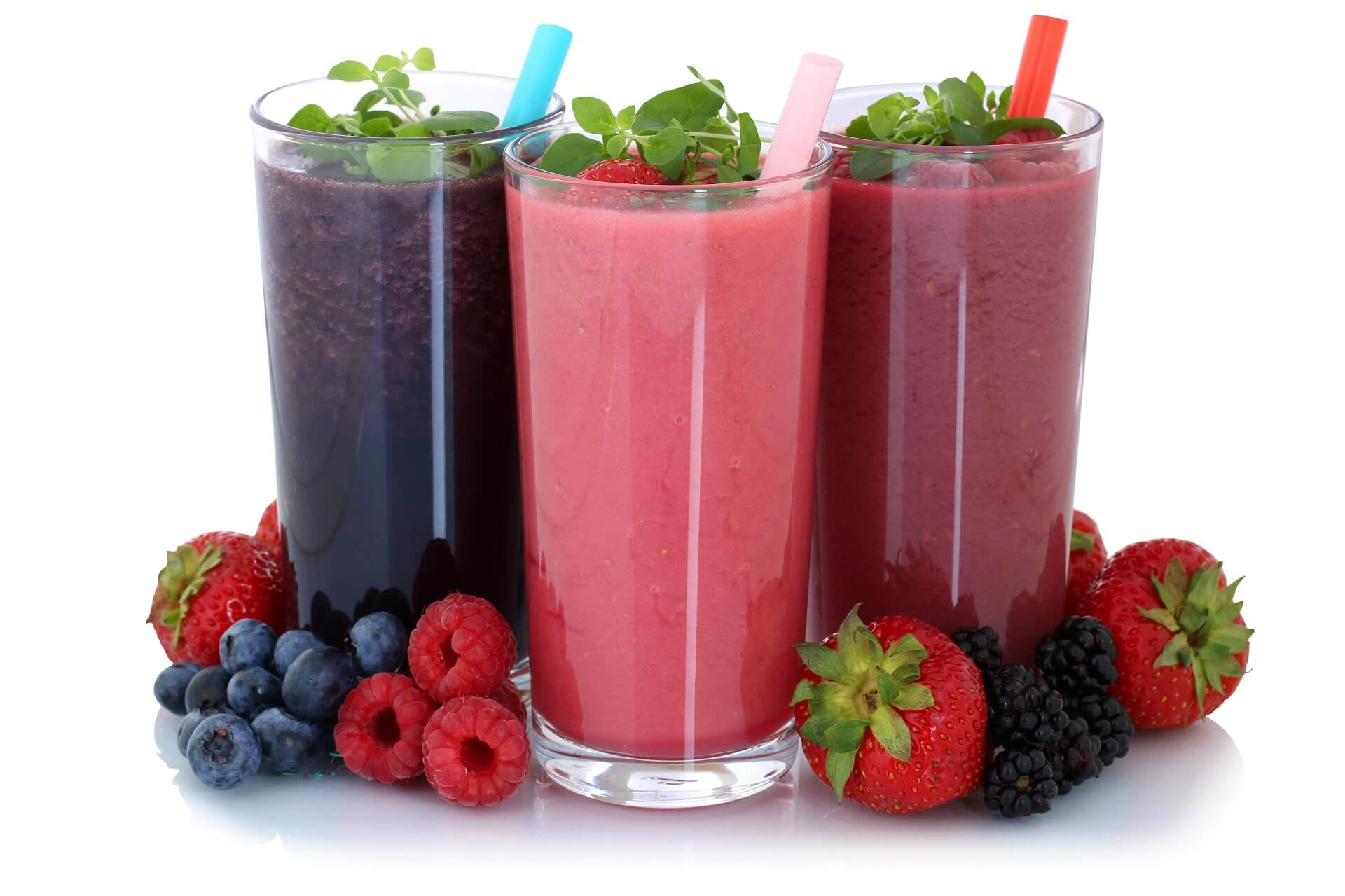 3 Berry Easy Smoothie Recipes That You Can Make…