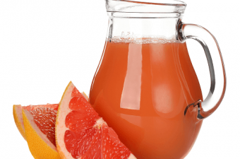 Grapefruit Juice – Does more than bust belly fat