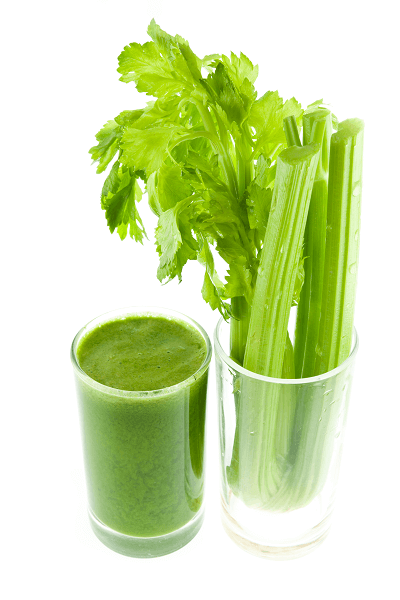 Inside information to better health with celery juice