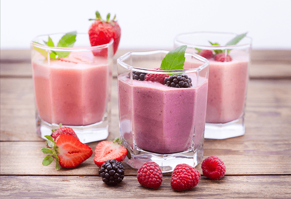 Top 6 Berry Best Healthy Smoothie Recipes